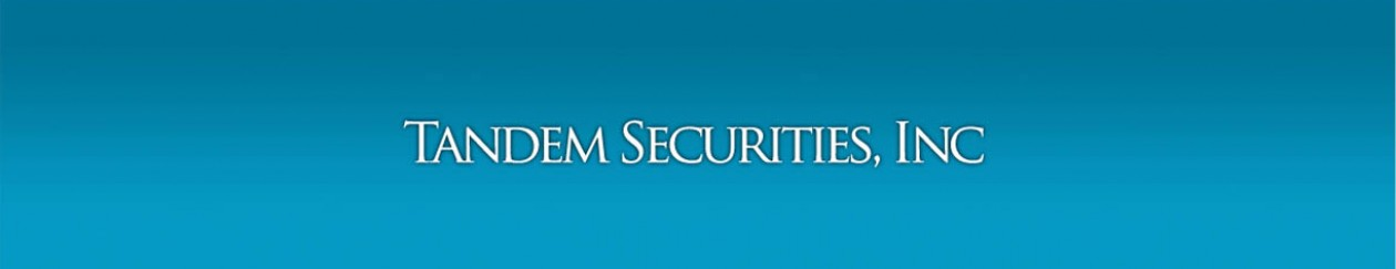 Tandem Securities Representatives